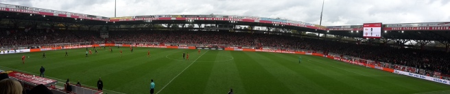 1. FC Union Berlin - Fortuna F95 Düsseldorf (Stadion Alte Försterei) 20161029 (40).jpg