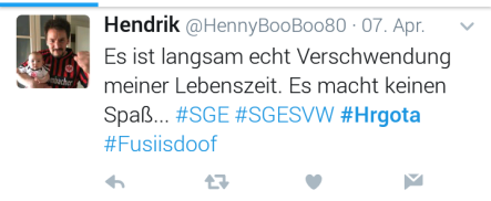 Branimir Hrgota Tweets Eintracht Frankfurt (4) cut