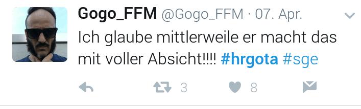 Branimir Hrgota Tweets Eintracht Frankfurt (5) cut