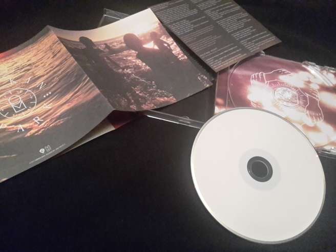 Linkin Park Album One More Light Fotografiert mit Booklet und CD (4)