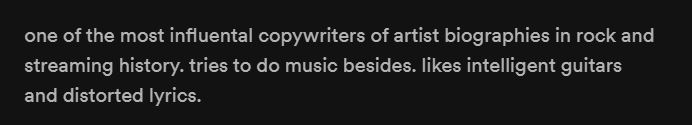 Band biography text from Andre Siesta on Spotify, with link to the Spotify-Site from Andre Siesta  https://open.spotify.com/artist/5FGyGcs0yw0a8KzXKIccnn?si=CCbWERbXQaiPnjF1EHTlQw&dl_branch=1